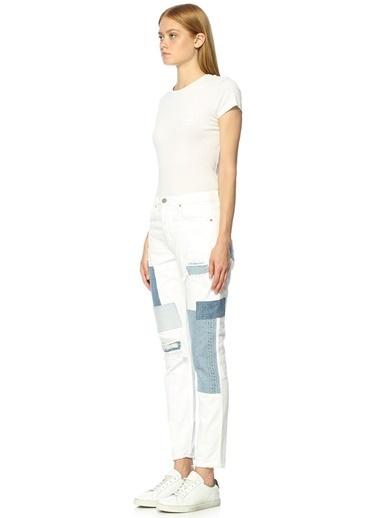 Grlfrnd Pantolon Beyaz